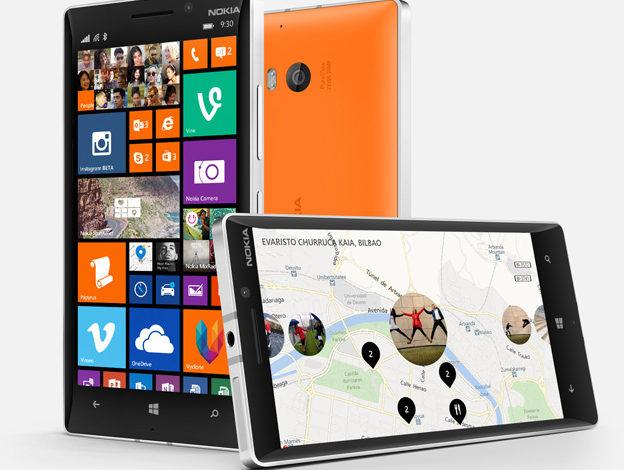 لومیا 930، محصول جدید مایکروسافت و نوکیا