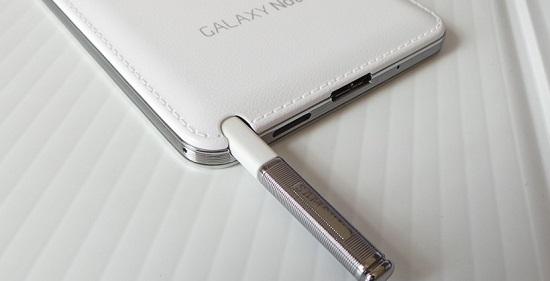 مشخصات Galaxy Note 4 سامسونگ لو رفت