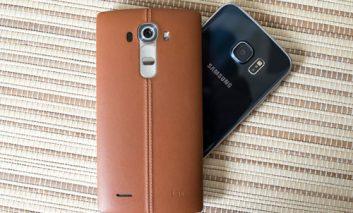 LG G4 یا Samsun Galaxy S6