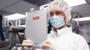 آیا روشهای انقلابی ۲۴m صنعت باتری را زیر و رو خواهد کرد؟