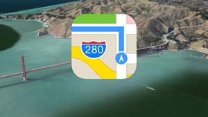 تجهیز نسخه آینده Apple Maps به قابلیتی کاربردی که گوگل مپز هم فاقد آن است