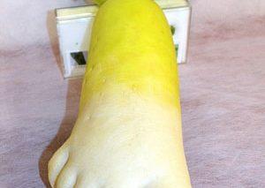 میوههایی که شکلهای عجیب و غیر عادی دارند