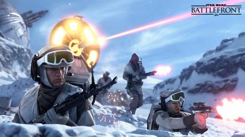 DICE در مورد عدم وجود بخش داستانی در Star Wars: Battlefront توضیح میدهد
