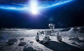 حمایت آئودی از یک روبات ماهنورد