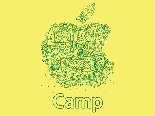 آغاز ثبتنام طرح کمپ اپل با تاکید بر محصولاتی چون iBook و  iMovie