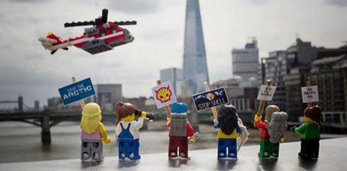 LEGO تولید بریکهای با پایه نفت را متوقف خواهد کرد