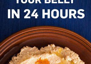 ۵ روش ساده برای دستیابی به شکمی صاف در عرض ۲۴ ساعت