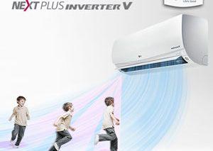 [اعلامیه] تابستانی مطبوع را با دستگاه تهویه مطبوع Next Plus Inverter تجربه کنید