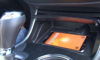ایجاد سیستم تهویه هوا برای گوشیهای هوشمند در اتومبیلهای شورلت