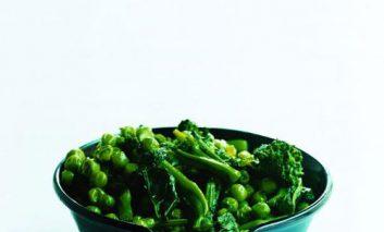 سبزیهای سرشار از پروتئین