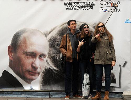 آغاز کمپین «سلفی امن» در روسیه برای مقابله با عکاسیهای مرگبار