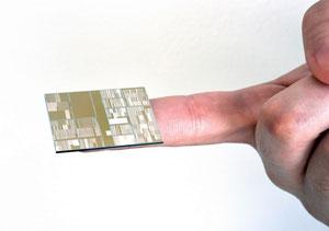 نتیجه چندین دهه تلاش و تحقیقات ۳ میلیارد دلاری، رونمایی از چیپ ۷ نانومتری IBM