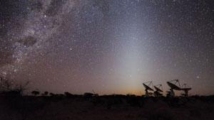 کشف کهکشانی در فاصله ۵ میلیارد سال نوری از زمین