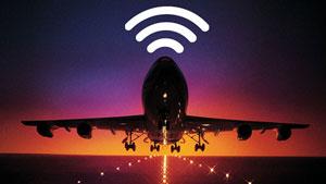 اینترنت بیسیم درون هواپیما امن نیست!