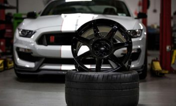 مشخصات چرخهای فیبر کربنی فورد موستانگ شلبی جیتی ۳۵۰ آر