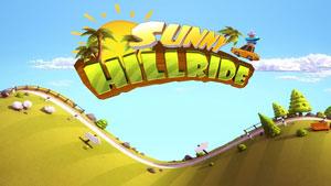 رانندگی خطرناک در تپهها با بازی Sunny Hillride