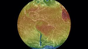 گرمترین ماه در تاریخ زمین