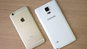 حمایت شرکتهای بزرگ دره سیلیکون از سامسونگ در مقابل پرونده شکایت اپل