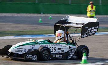 شکست رکورد سریعترین شتاب اتومبیل