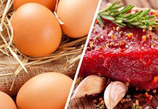 این مواد مغذی مختص مغز تنها در گوشت، ماهی و تخممرغ وجود دارد