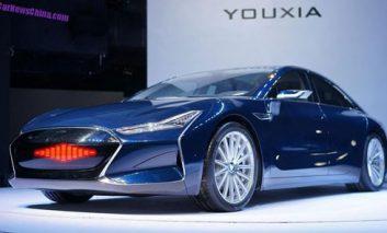 رونمایی از رقیب چینی تسلا مدل ۳ با نام یوشیا ایکس