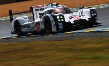 پیروزی پورشه در مسابقه ۲۴ ساعته Le Mans