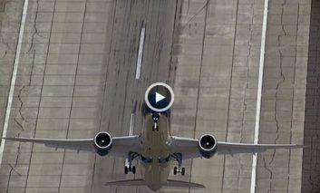 پرواز عمودی هواپیما!