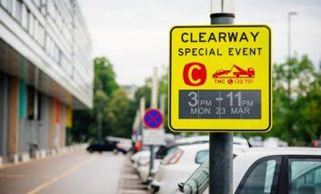 بهکارگیری فناوری جوهر الکترونیکی در تابلوهای راهنمایی و رانندگی