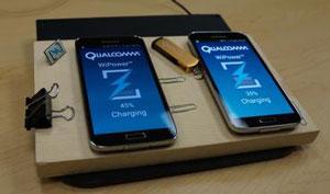 ارائه فناوری شارژ وایرلس مختص گوشیهای فلزی توسط کوآلکام