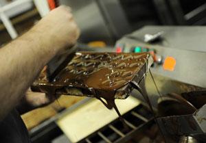 خوردن شکلات امیدی برای فرار از لاکتوز شیر