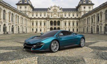 معرفی یک اتومبیل فوقسریع برای شکست LaFerrari