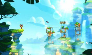 Angry Birds 2 تنها در ۳۶ ساعت پنج میلیون بار دانلود شد!
