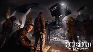 [Gamescom 2015] دارندگان XOne به دموی کو-آپ عنوان Homefront: The Revolution's زودتر دسترسی پیدا میکنند
