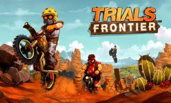 نقد و بررسی بازی Trials Frontier