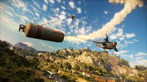 [Gamescom 2015] بازی Just Cause 3 بر روی کنسول اکسباکس وان همراه با نسخه رایگان Just Cause 2 منتشر خواهد شد