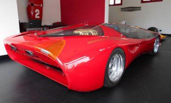 این اتومبیل فراری از تمام فراریها خاصتر است!