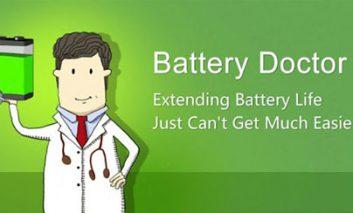 مدیریت بهینه مصرف شارژ باطری با Battery Doctor