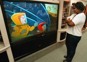 فناوری تغییر کانال تلویزیون با ذهن