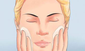 روشی ساده برای لایهبرداری و شفافیت پوست