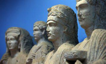 داعش شهر باستانی پالمیرا را مینگذاری کرده است