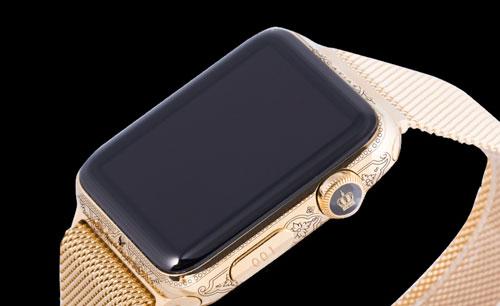 تولید اپل واچهای سفارشی توسط شرکت جواهر سازی روس برای بزرگداشت پوتین، لنین و پتر کبیر