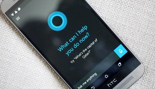 کاربران اندروید میتوانند دستیار صوتی کورتانا را جایگزین Google Now کنند