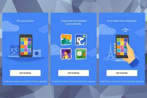 اپلیکیشن جدید Google Photos