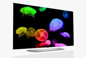 عرضه تلویزیونهای غیرمنحنی ۴K ال جی با تکنولوژی OLED و HDR