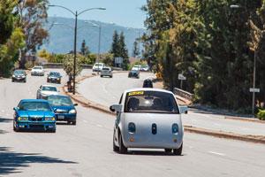 اتومبیلهای خودران عادات رانندگی شما را یاد میگیرند