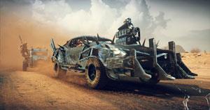 نمرات Mad Max منتشر شد