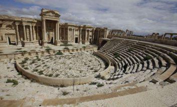 نابودی مقبرههای باستانی سوریه به دست نیروهای داعش