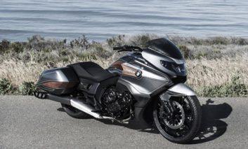 رونمایی از موتورسیکلت کانسپت BMW 101