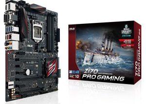 [اعلامیه]  مادربورد Pro Gaming  Z170 ایسوس اعجوبهای برای بازی