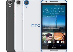 [اعلامیه]  +HTC Desire 820G؛ دوسیمکارت با صفحه نمایش بزرگ و قابلیت اجرای فرآیندهای چندوظیفهای